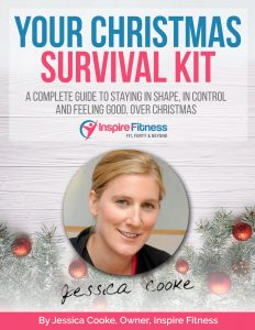 Simple steps to keep you feeling & looking great over Christmas. 2